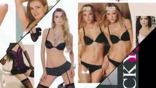 71ad98e5da Catalogo de Lenceria Fajas Ropa Interior Mujer Brasieres Tangas Bikinis  Vicky Form Fashion 2012 USA - YouTube