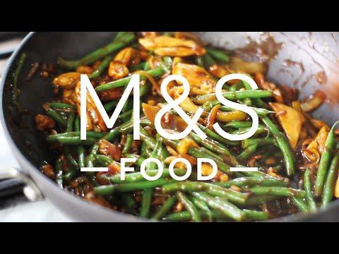 marksandspencer.com & Marks and Spencer Voucher Code video: Chris' sticky hoisin chicken | M&S FOOD