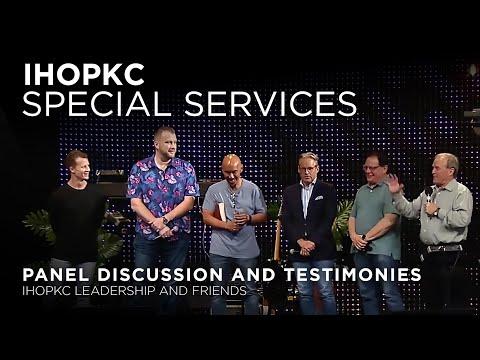 Special Weekend ServicesFriday  IHOPKC & Friends