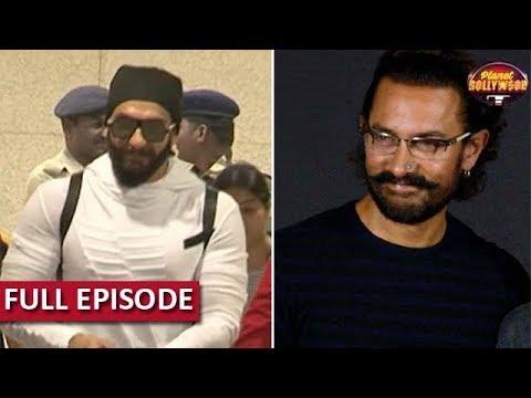 Ranveer Singh's Ex-girlfriend Dumped Him For Aditya Roy Kapur? | Aamir Khan Turns Into A Magician