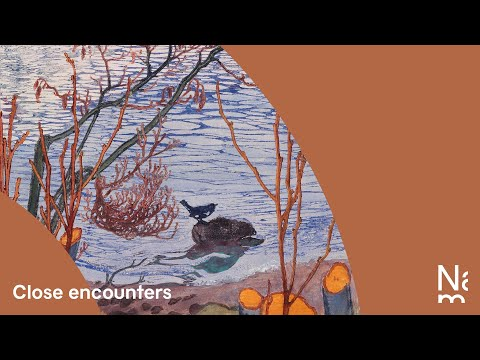 "Close Encounters: Nikolai Astrup's ""Bird on a Stone"""