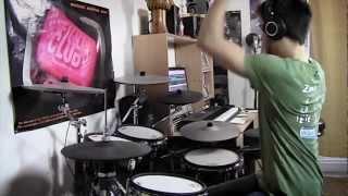 Maroon 5 - Lucky Strike - Drum Remix By Adrien Drums