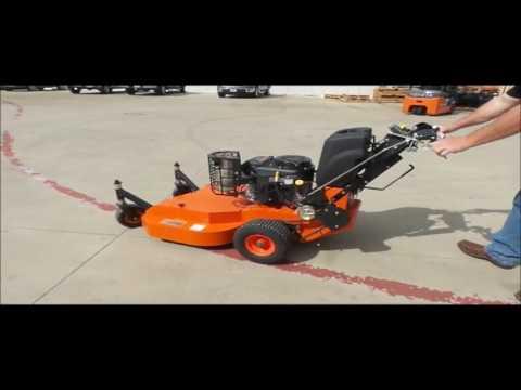 Kubota WG14-36 lawn mower for sale | no-reserve Internet auction April 19, 2017