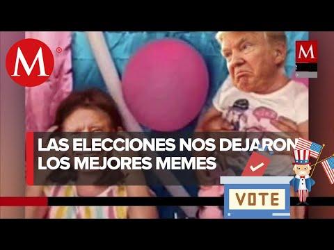 Los mejores memes de Trump vs Biden | La Ponchada, con Poncho Gutiérrez