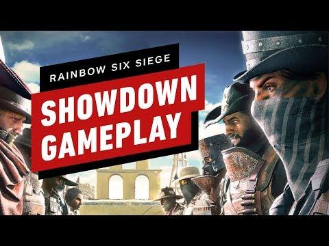 Rainbow 6 Siege: Western Showdown Gameplay - UCKy1dAqELo0zrOtPkf0eTMw