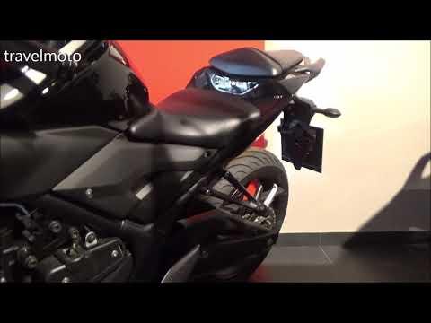 YAMAHA MT03 naked motorcycle 2019