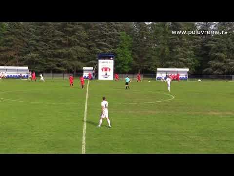 """FK """"Mundial"""" - FK """"Glogonj"""" 3:3"""