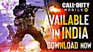 How to Download & Play Call of Duty Mobile in INDIA | How to connect with server (Explained)