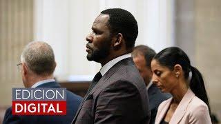 Arrestan a R. Kelly por presuntamente reclutar mujeres y niñas para actividades sexuales ilegales
