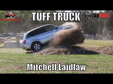 Mitchell Laidlaw Toyota First Round Stock Class Minto Tuff Truck Challenge 2018