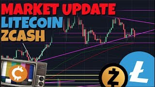 Bitcoin & Litecoin Market Update: A Look Into Zcash