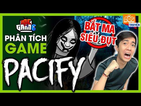 Phân Tích Game: Pacify - Biệt Đội Bắt Ma Siêu ĐỤT và Lời Hứa Với Anh Cris | meGAME