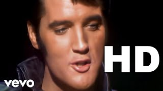 Elvis Presley - Blue Christmas (with Martina McBride)(HQ)