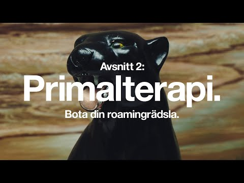 Bota din roamingrädsla | Avsnitt 2: Primalterapi | Tre Sverige