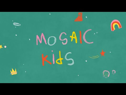 MOSAIC KIDS: Jesus Calms the Storm  Sunday March 15