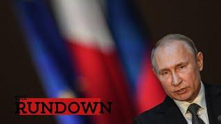 Putin Makes Whirlwind Visit to Kremlin-Friendly Italy