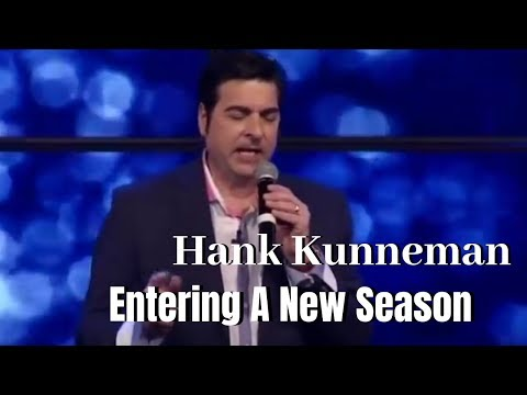 Hank Kunneman - Entering A New Season