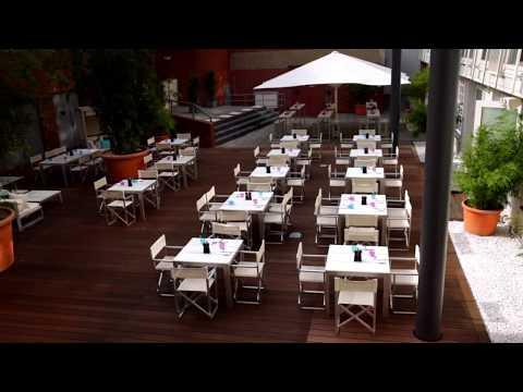 ELLINGTON HOTEL BERLIN - Sommergarten