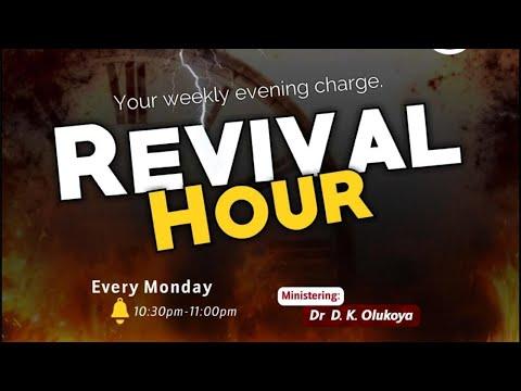 YORUBA  REVIVAL HOUR 22nd MARCH 2021 MINISTERING: DR D.K. OLUKOYA