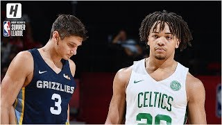 Memphis Grizzlies vs Boston Celtics - Full Game Highlights | July 13, 2019 NBA Summer League