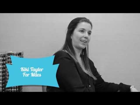#MinhaPrimeiraOnda com Kiki Taylor - Blog For Mães