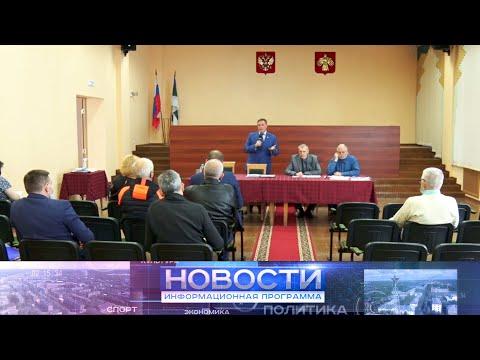 Инту с рабочим визитом посетил Президент Торгово-промышленной палаты Республики Коми Юрий Колмаков.