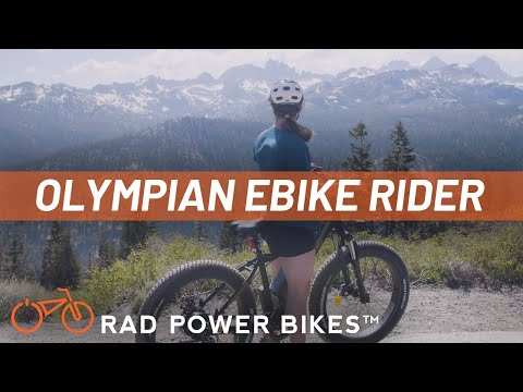 Olympic Athlete Stacey Cook | Electric Bike Spotlight