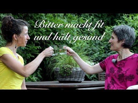 Viriditas Heilpflanzen-Video: Bitter macht fit uns hält gesund