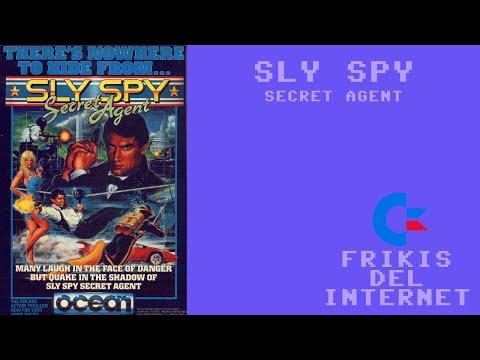 Sly Spy (c64) - Walkthrough comentado (RTA)