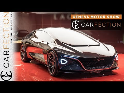 Lagonda Vision Concept: Future Luxury By Aston Martin - Carfection - UCwuDqQjo53xnxWKRVfw_41w