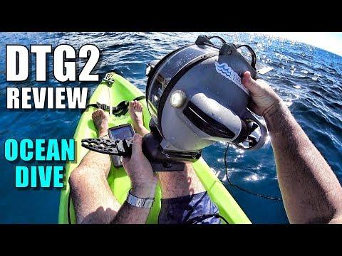 Deep Trekker DTG2 WORKER ROV Submarine Review - Part 3 - Ocean Dive Test!  - UCVQWy-DTLpRqnuA17WZkjRQ