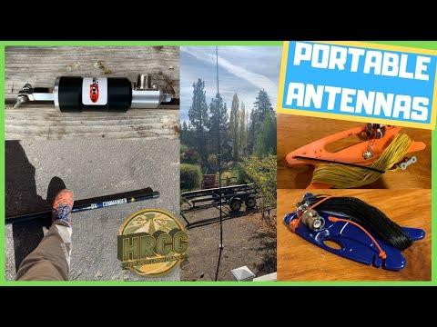 Portable Antenna Shoot-out, Lakeside!