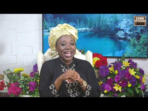 Dr Becky Paul-Enenche - SEEDS OF DESTINY - TUESDAY SEPTEMBER 22, 2020