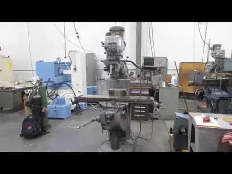 Bridgeport Series I Knee Mill At Machinesused.com