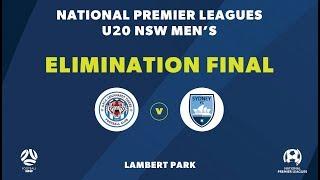 NPL NSW U20's, Elimination Final, APIA Leichhardt Tigers FC v Sydney FC #NPLNSW