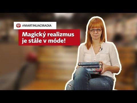 Poriadna dávka magického realizmu (nielen) pre fanúšikov!