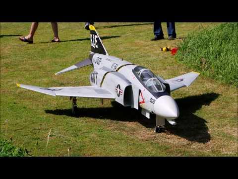 Skymaster F-4 Phantom Twin Turbine Maiden Aggasiz BC - UCLqx43LM26ksQ_THrEZ7AcQ