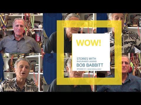 Wow! Stories with Bob Babbitt   Episode 01