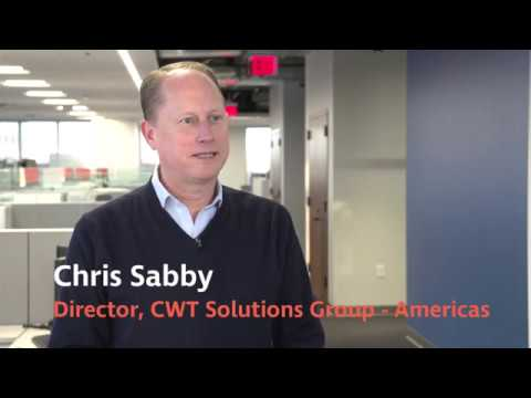 Chris Sabby talks about travel services outsourcing