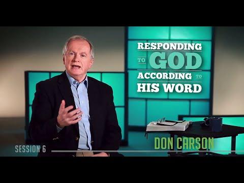Rebuild Part 6  Nehemiah 910 Don Carson