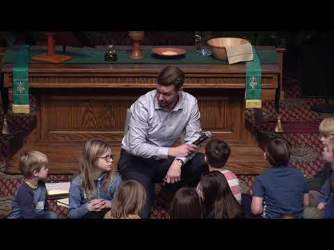 Sermon - 01/26/2020 - Pastor Ben Anderson - Christ Church Nashville