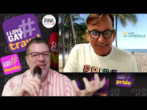 Richard Gray: Visit Lauderdale