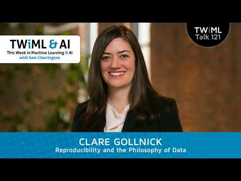 Clare Gollnick Interview - Reproducibility and the Philosophy of Data with Clare Gollnick