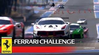 Ferrari Challenge Europe – Le Castellet 2017, Trofeo Pirelli Race 2