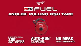 Akutoitel kaablipaigaldustross Milwaukee M18 FPFT-0 - ilma aku ja laadijata