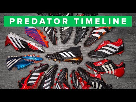 913713f33270 adidas Predator the history of all Predator football boots ...