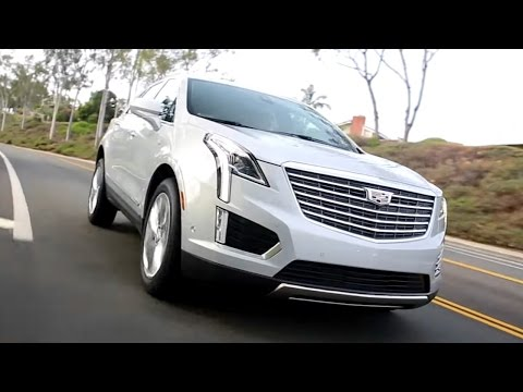 2017 Cadillac XT5 - Review and Road Test