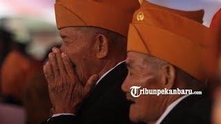 Silahturahmi Pemkab Kuansing dengan Para Veteran dan Pebabri