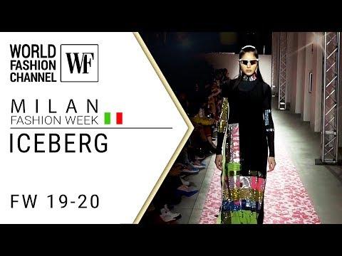 Iceberg Fall-winter 19-20 Milan fashion week