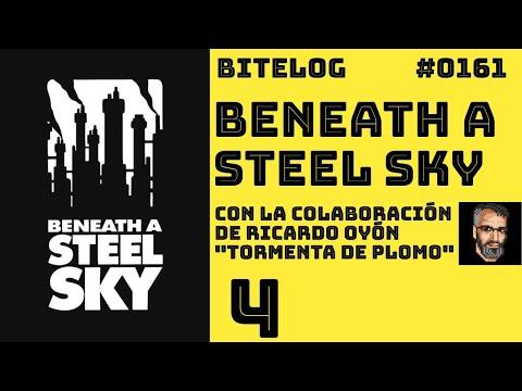 Beneath a Steel Sky (MS-DOS) -NIVEL INFERIOR-